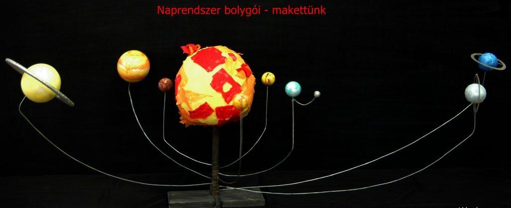 bolygok_makett