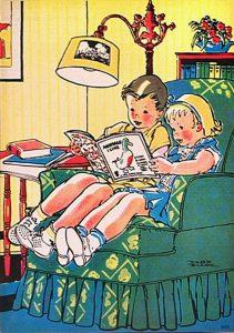children-read