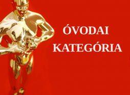 2018-as Pedagógus Oscar-díj jelöltjei óvoda kategóriában