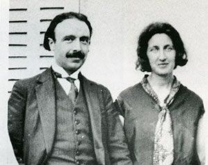 Célestin and Élise Freinet (forrás: http://www.freinet-edu.com)