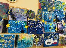Festmények az óvodában – Interjú Szélinger Henivel