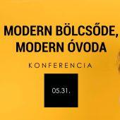 Modern bölcsőde – modern óvoda konferencia – részvételi jegy