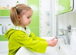 A kézmosásról kicsiknek