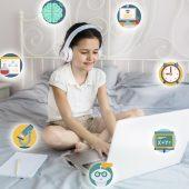 Digitális kultúra tanítása alsó tagozaton továbbképzés tanítók számára  30 óra 30 kredit